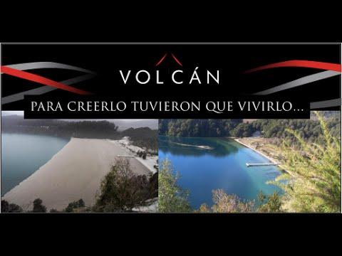 VOLCAN - La recuperación de Villa La Angostura