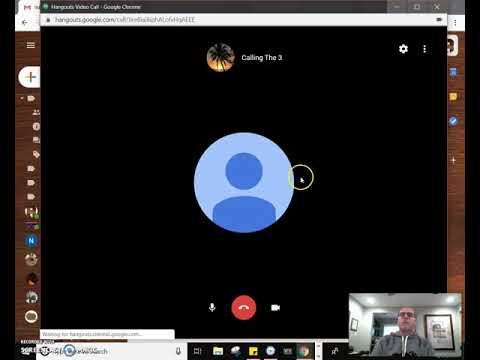 Google Chat Setup & Use