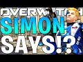 OVERWATCH SIMON SAYS WITH JEROMEASF & FRIENDS!
