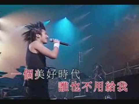 nicholas tse 謝霆鋒-因為愛所以愛(viva live演唱會)