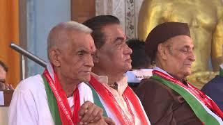 Shri Rahul V. Karad sharing his happiness