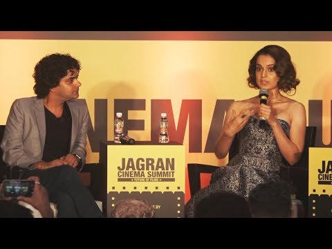 Kangana Ranaut's EXPLOSIVE Interview At Jagran Cinema Summit 2017
