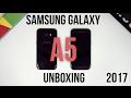 Samsung Galaxy A5 2017 Unboxing [Urdu/Hindi]