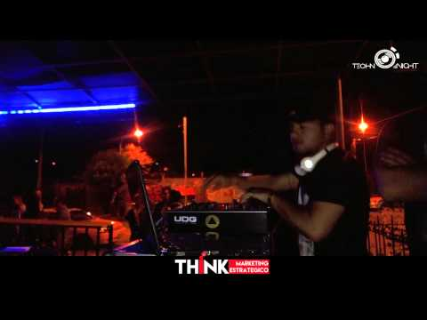JAROLD PALACIO - TECHNO NIGHT LIVE: la office, Manizales - C