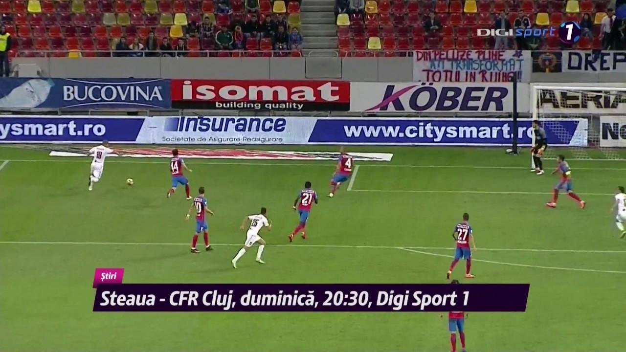 Golul lui Rusescu in Steaua-CFR 1-0 octombrie 2012 - YouTube |Steaua Cfr