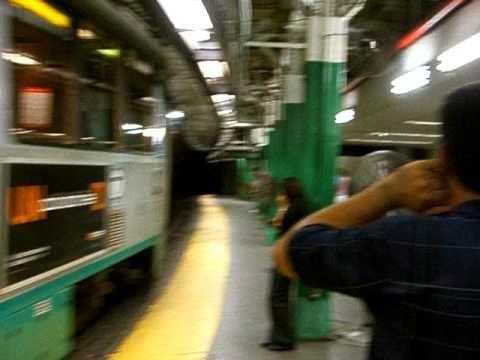 Boston Subway Squeak - Government Center