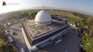 """""""Gontor 2 Air Sight"""", melihat panorama Gontor 2 dari udara"""