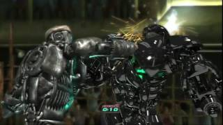 Real steel ATOM vs ZEUS the battle of Champions WHO IS STRONGER ЖИВАЯ СТАЛЬ