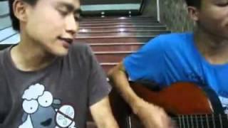 Căn Gác Trống - Nguyễn Tuấn Linh & guitar Anh Tuấn. Music club NUCE ( ĐHXD )