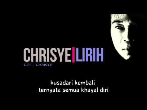 Chrisye - Lirih ( Lirik )