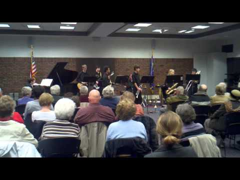 La Crosse Logan High School Jazz Combo - Silly Samba by Clark Terry