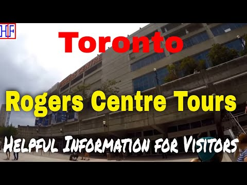 Toronto | Rogers Centre | Tourist Attractions | Episode# 6