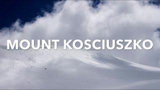 Mt Kosciuszko (2,228m) in 7 Minutes