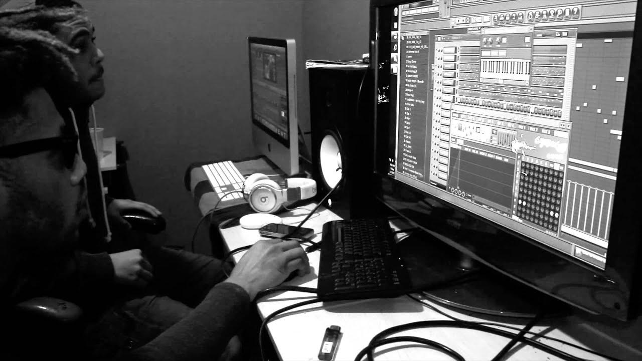 Hd Music Studio Wallpaper 808 Mafia Southside Tm88 Amp Bebop Beats Krazy Youtube