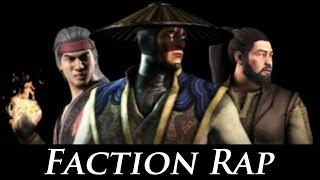 Mortal Kombat X Rap -  White Lotus