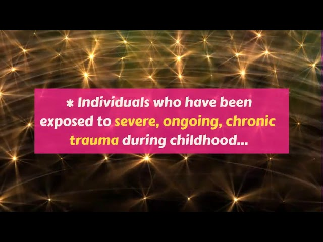 Childhood Trauma : Some Important Facts And Statistics