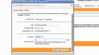 Configurar TD-W8961ND Módem router ADSL2+ inalámbrico N a 300 Mbps thumbnail