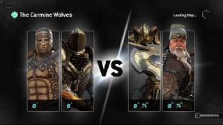 For Honor MARCHING FIRE - The UNBEATABLE Arcade Match