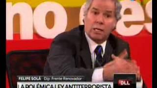 """Oscar Aguad sobre ley de abastecimiento: """"Esto es el final del populismo"""""""
