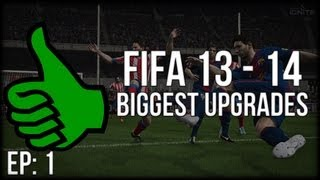 FIFA 13 - 14   EP 1 - Biggest Upgrades over 75!