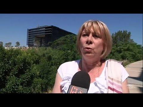 La présidente du FN au conseil régional Languedoc-Roussillon