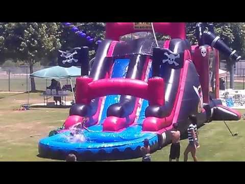 1 Jumpers Water Slides Inland Empire Bounce House