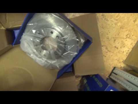 Тормозной диск на Старекс