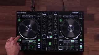 Roland DJ-202: Change TR Kits and Tempo
