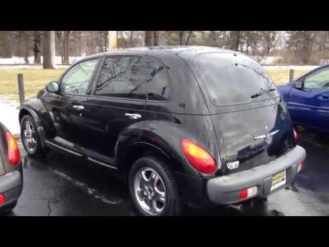 2001 Chrysler Pt Cruiser Gt Quick Tour Overview
