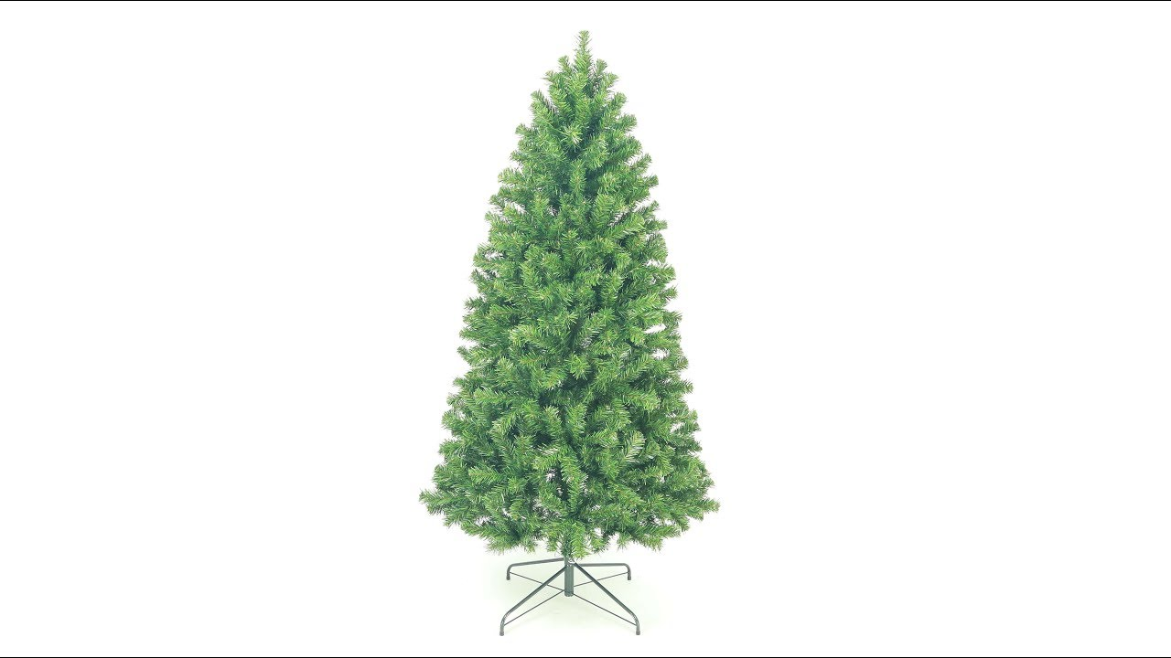 Eco-Friendly Oncor Norway Spruce Christmas Tree Assembly (SKU: 37821 ...