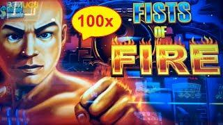 Fists of Fire Slot - BIG WIN, GREAT BONUS!