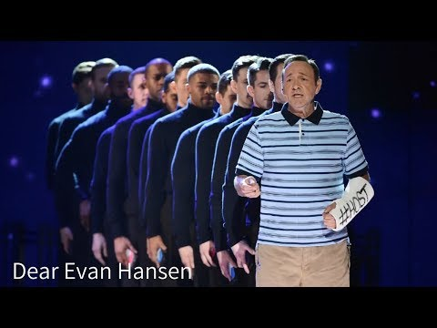 Tony Awards 2017 Opening Number with Musical Names — Kevin Spacey