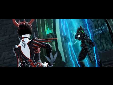 Guild Wars 2 PoF: Hall of Chains Cinematic