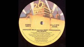 Stephanie Mills and Teddy Pendergrass - Two Hearts (Long Version)