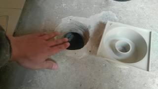 видео Как сделать слив воды в бане  | Ремонт квартир своими руками