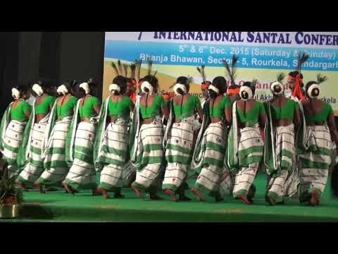 SERENJ || INTERNATIONAL SANTAL CONFERENCE 2015