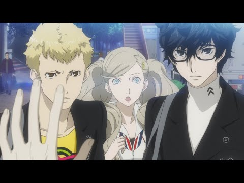 Persona 5 Royal Part 8 The Sexy Doc And The Mysterious Boy!
