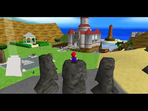 Nintendo 64 Longplay [011] Super Mario 64: Last Impact (Unlicensed)