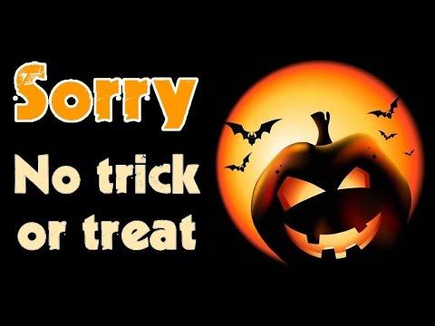 please dont celebrate halloween