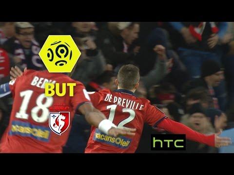 But Nicolas DE PREVILLE (71') / LOSC - AS Saint-Etienne (1-1) -  / 2016-17