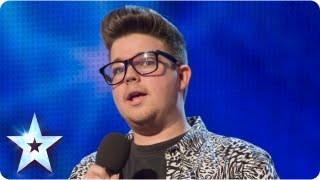 Video Alex Keirl singing 'Bring Him Home' | Week 4 Auditions | Britain's Got Talent 2013 download MP3, 3GP, MP4, WEBM, AVI, FLV Agustus 2017