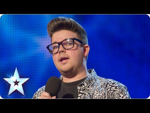 Alex Keirl singing Bring Him Home | Week 4 Auditions | Britains Got Talent 2013
