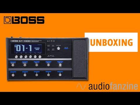Navigation BOSS GT-1000