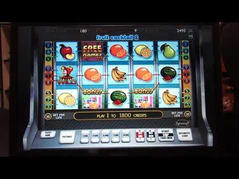 Способ выигрывать каждый день в автомат Фрукт коктейль 2. Рулетка онлайн.
