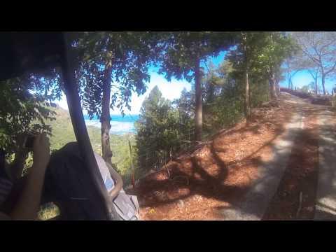 Moorea, French Polynesia 4x4 Tour - 'Magic' Mountain (HD)