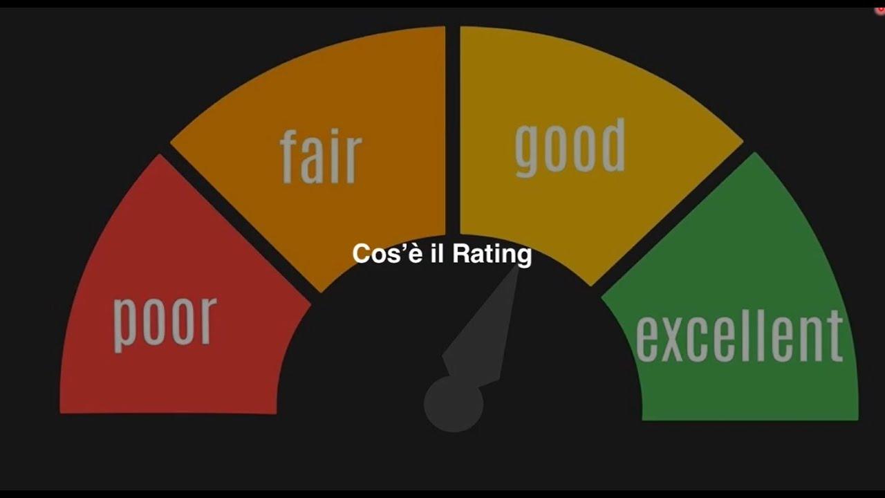 cosè il rating opzioni binarie depositi e prelievi