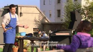 New Girl - Funny scene with Rob Riggle
