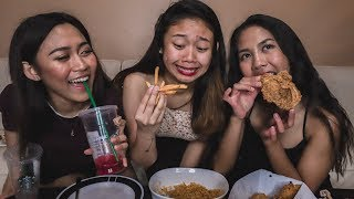 MUKBANG WID DA MAMCYSTS (200K SUBS SPECIAL! ADVANCE AKO MAG ISIP)