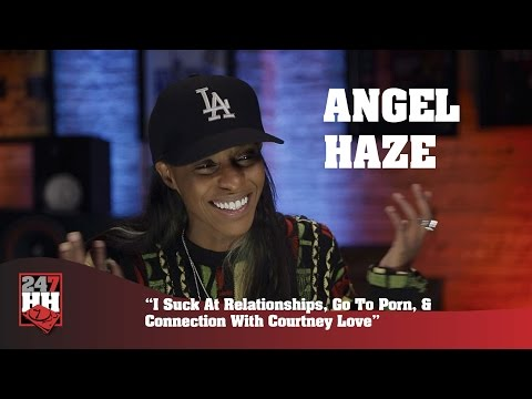 Angel Haze - I Suck At Relationships...