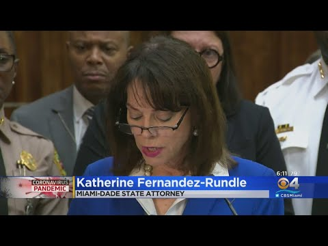 Courts Closed In Broward; Changes To State Attorney's Office In MIami-Dade